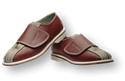 Bowling bőr cipő RENTAL képe