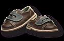 Bowling bőr gyermek cipő képe
