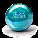 Tzone Caribbean-Blue golyó képe