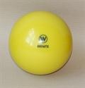 Tekegolyó WINNER sárga 160 mm képe