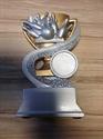 Bowling Kupa / trófea, fémből képe