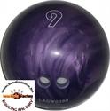 Bowling golyó 9 LBS BOWLINGFACTORY-WINNER képe