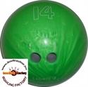 Bowling golyó 14 LBS BOWLINGFACTORY-WINNER képe