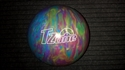 Bowling golyó 16 LBS T-ZONE RAINBOW TWIST képe