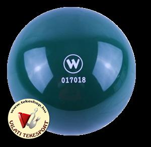 Tekegolyó WINNER 160 mm zöld képe